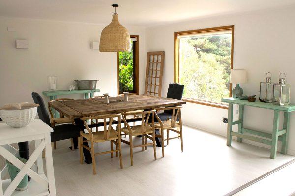 Interiorismo: Casa Tunquen