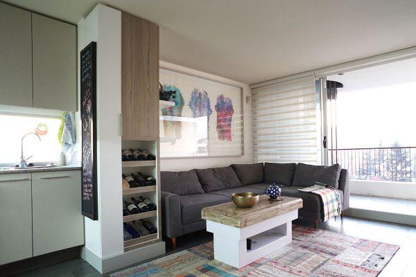 Interiorismo: Casa NF