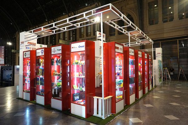 Retail: Stand Prisa